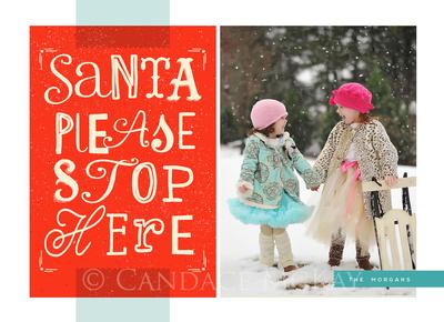 Santa Please_front